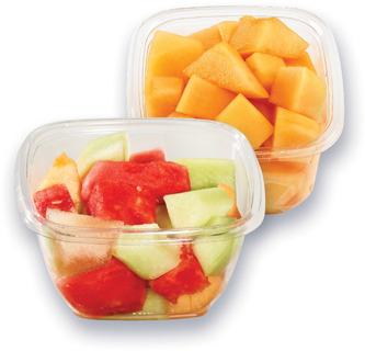 MORCEAUX DE FRUITS OU SALADE DE FRUITS | FRUIT CHUNKS, FRUIT SALAD