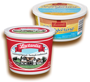 TARTINADE TRADITIONNELLE LACTANTIA | LACTANTIA TRADITIONAL SPREAD, IRRESISTIBLES SOFT MARGARINE