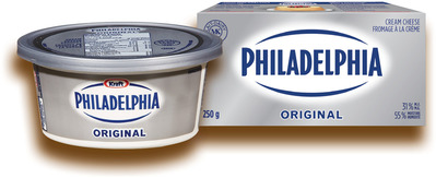 FROMAGE À LA CRÈME KRAFT PHILADELPHIA | KRAFT PHILADELPHIA CREAM CHEESE