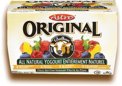 YOGOURT ASTRO ORIGINAL | ASTRO ORIGINAL YOGURT