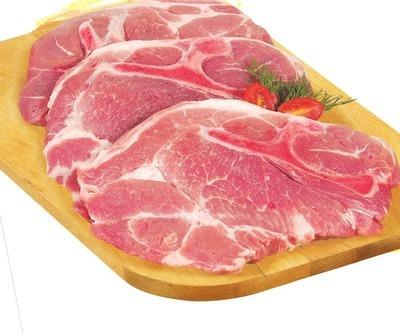 Traditionally Raised Pork Shoulder Blade chops Value Pack