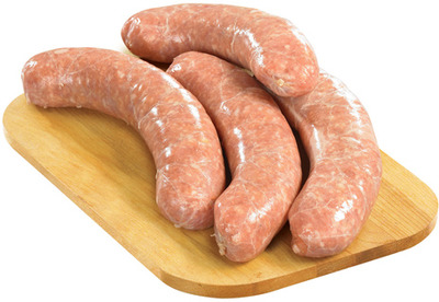 IRRESISTIBLES BUTCHER SHOP SAUSAGES