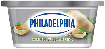 PHILADELPHIA CREAM CHEESE 227 - 250 G OR IRRESISTIBLES REFRIGERATED JUICE