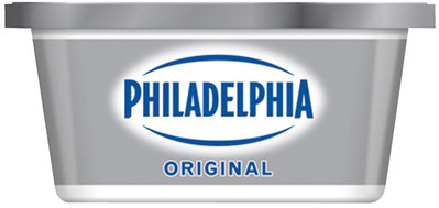 Philadelphia Cream Cheese 227 - 250 g or Irresistibles Refrigerated Juice 1.65 - 1.75 L