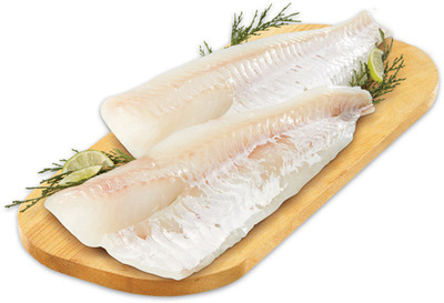 Fresh Icelandic Cod Fillets or Tournedos