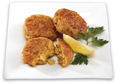 IRRESISTIBLES CRAB CAKES