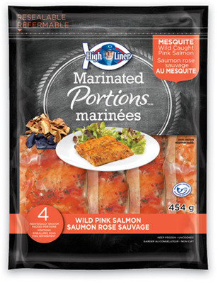 High Liner Marinated Fish Portions