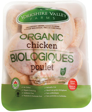 Yorkshire Valley Farms Whole Chicken