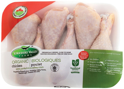 Fresh chicken Drumsticks or Thighs Value Pack