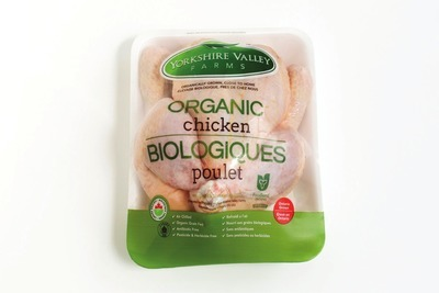 YORKSHIRE VALLEY FARMS FRESH ORGANIC