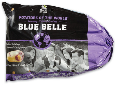 Klondike Rose or Blue Belle Yellow Potatoes 5 lb