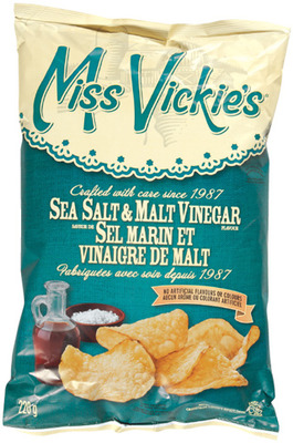 MISS VICKIE'S CHIPS, TOSTITOS TORTILLA CHIPS OR SALSA