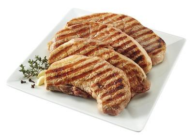 Perfect Pork Boneless Pork Leg Steak