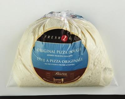 FRESH 2 GO PIZZA DOUGH