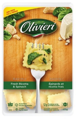 OLIVIERI STUFFED FRESH PASTA FAMILY PACK