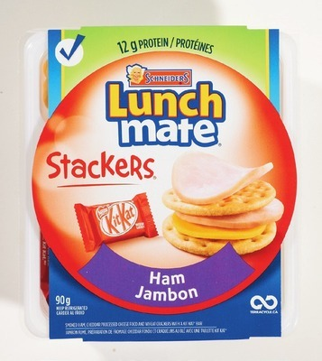 SCHNEIDERS LUNCH MATE SNACK KITS
