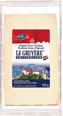 EMMI LE GRUYÈRE SWISS CHEESE