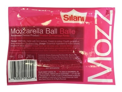 SILANI MOZZARELLA BALL