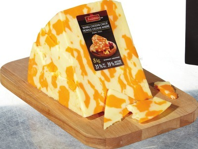 IRRESISTIBLES MARBLE CHEDDAR CHEESE