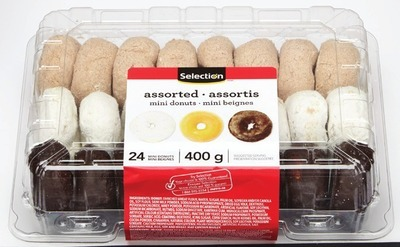 SELECTION MINI DONUTS