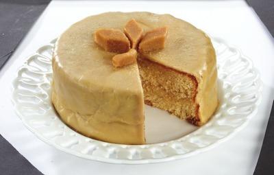 BOULANGERIE ST-DONAT MAPLE CAKE