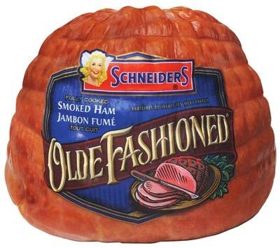 Schneiders or Maple Leaf Ham