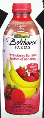 BOLTHOUSE JUICES