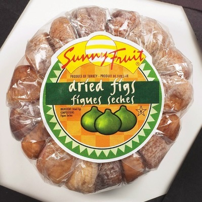 DRIED APRICOTS OR FIGS