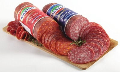 MASTRO MILD OR HOT GENOA OR CAMPESIO CHORIZO SALAMI