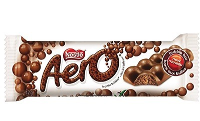 NESTLÉ CHOCOLATE BARS