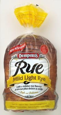 DEMPSTER'S RYE BREAD