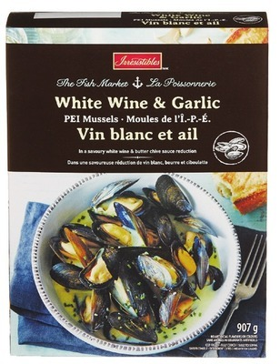 IRRESISTIBLES WILD P.E.I. MARINATED MUSSELS