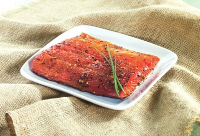 SMOKED ATLANTIC SALMON CHUNKS