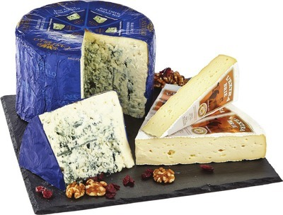 L'EXTRA BRIE OR CASTELLO TRADITIONAL BLUE CHEESE