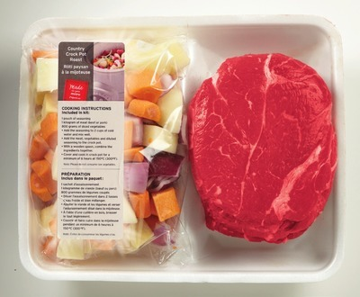 RED GRILL BEEF STEW SLOW COOKER KIT OR INSIDE BLADE ROAST SLOW COOKER KIT