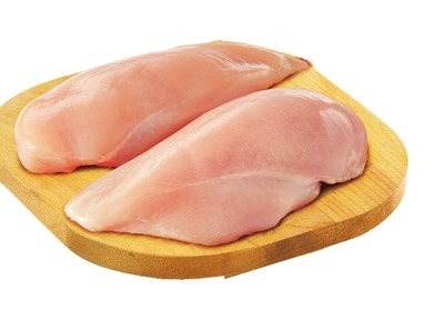 Yorkshire Valley Farms Fresh Organic Chicken Breasts