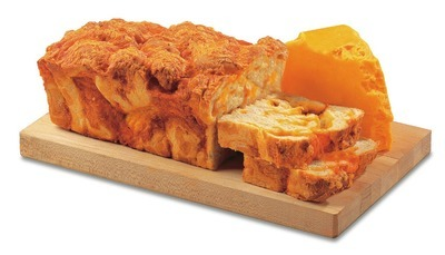 FRONT STREET BAKERY EXTRA CHEDDAR CHEESE BREAD