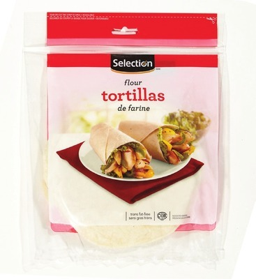 SELECTION TORTILLAS