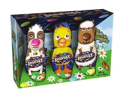NESTLÉ SMARTIES EASTER CHOCOLATE