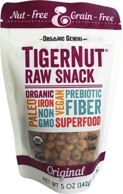 ORGANIC GEMINI TIGER NUTS