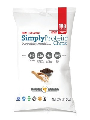 SIMPLY PROTEIN SNACKS