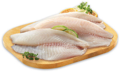 Fresh Tilapia Fillets Family Pack