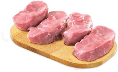 Boneless Pork Sirloin Chops Value Pack