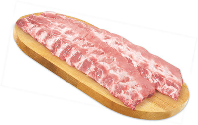 Fresh Pork Back Ribs