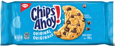 CHRISTIE, OREO OR CHIPS AHOY COOKIES