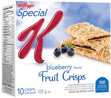 KELLOGG'S SPECIAL K BARS OR POP-TARTS