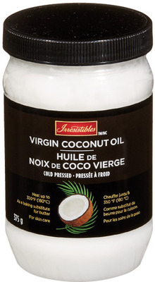 IRRESISTIBLES COCONUT OIL