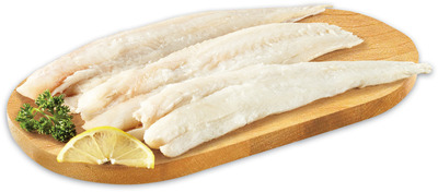WILD CAUGHT ALASKA POLLOCK FILLETS