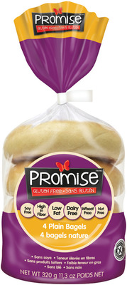 PROMISE GLUTEN FREE BAGELS