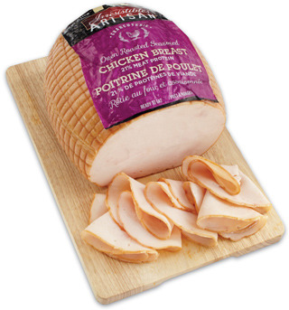 IRRESISTIBLES ARTISAN SEASONED CHICKEN BREAST, CLASSIC OR HOME ROAST TURKEY BREAST